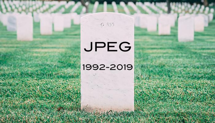 Is JPEG Dead?