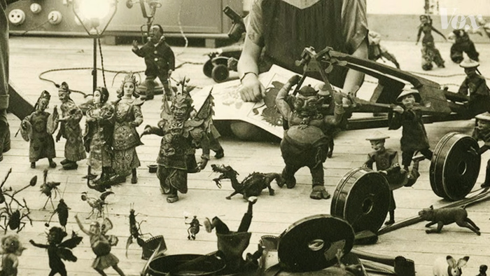 How an Insect Collector Influenced Hollywood Through Stop Motion