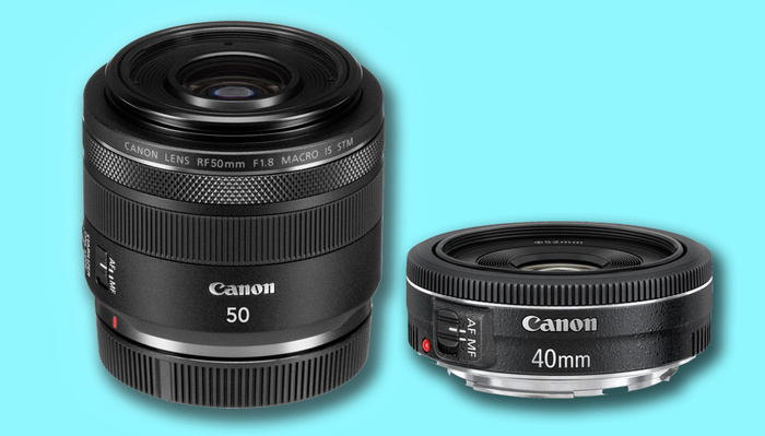 Canon Is Plotting a Nifty Fifty and a Pancake Lens for its Mirrorless Full Frame Cameras