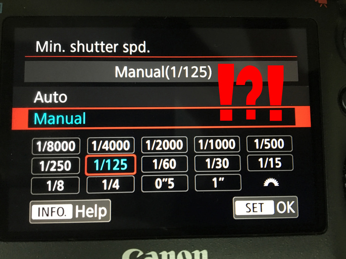 Can You Understand This Baffling Camera Setting?