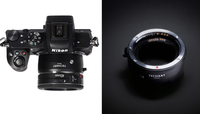 Want to Adapt Your Canon EF Glass to a Nikon Z Camera? Problem Solved