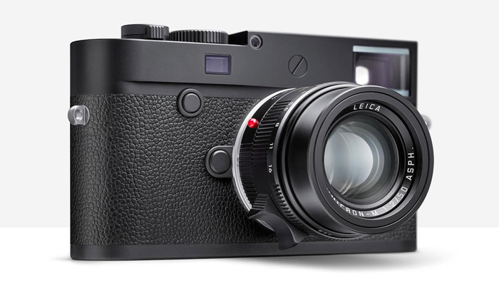 Would You Spend $8,000 on a Compact Camera That Only Shoots Black and White? Leica Announces the M10 Monochrom