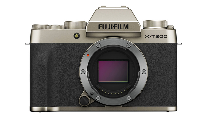 A First Look at the New Fujifilm X-T200 Camera