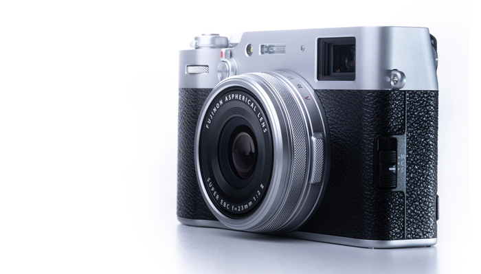 A First Look at the New Fuji X100V Camera