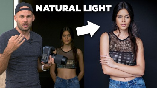 'Cave Lighting': The Easiest Natural Lighting for Portrait Photography