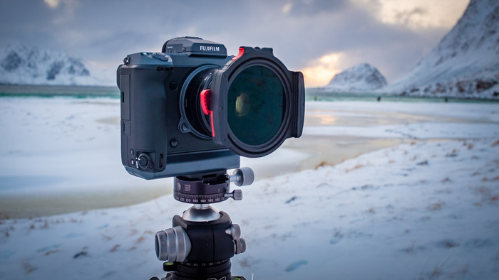 Photographing Landscapes at Lofoten With the Fujifilm GFX100