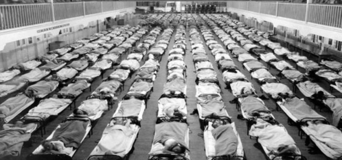 History's Most Deadly Pandemic in Photographs: 1918/19
