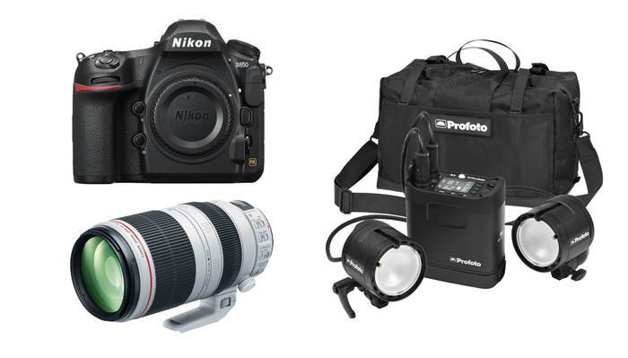 B&H Announces Deep Discounts on a Ton of Camera Gear