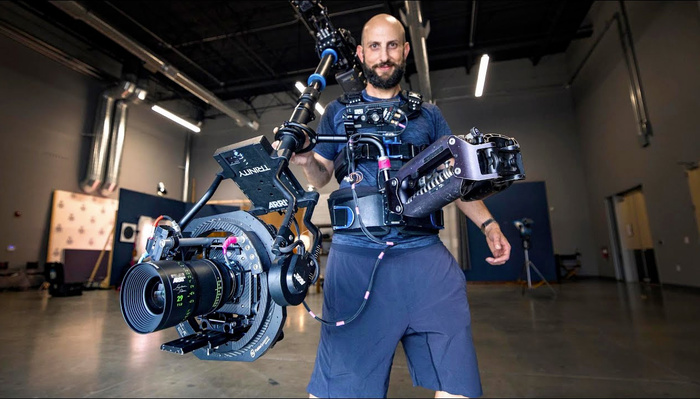 Check Out This Incredible Camera Stabilizer and the Hollywood Operator Who Uses It to Make Magic