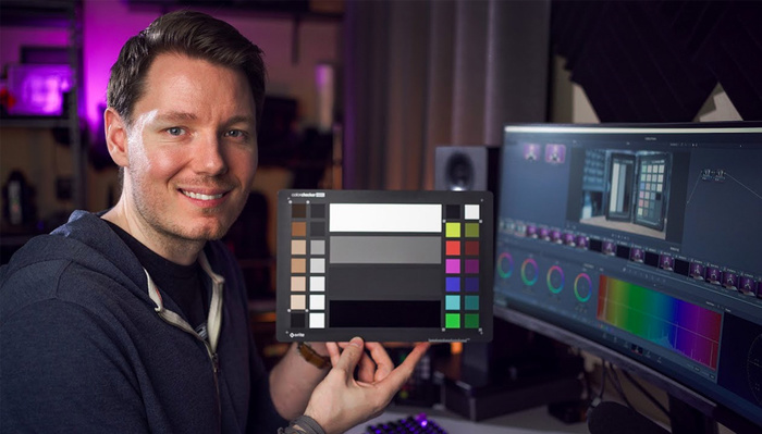 How to Match Colors Between Different Cameras and Grade Log Footage