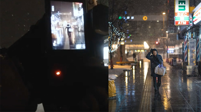 Snowy Street Photography: Quarantine Relief