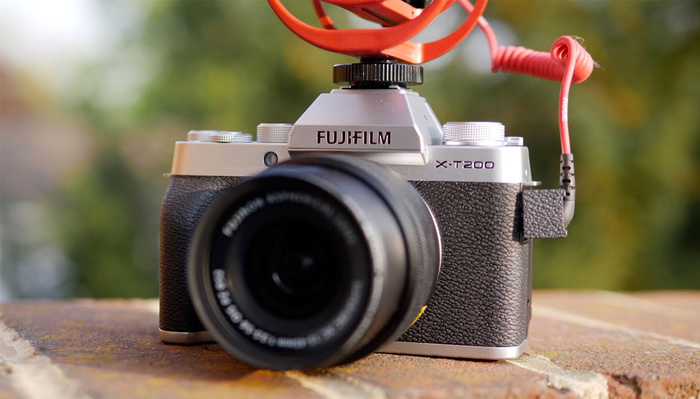 Powerful Video Capabilities on a Budget: A Look at the Fujifilm X-T200