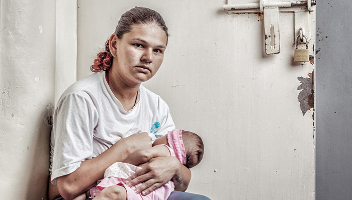 'Locked Up': Finding Light and Humanity Inside the Dark Cells of a Brazilian Prison