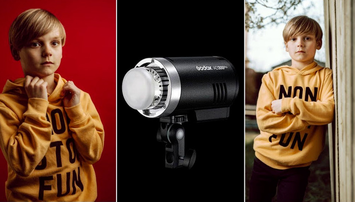 Hands-On With the New Godox AD300 Pro Outdoor Flash