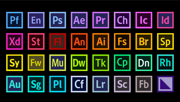 All 50-Plus Adobe Applications Explained