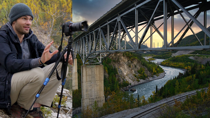 A Quick Landscape Photography Tutorial From Alaska