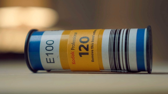 Testing the Dynamic Range Limits for Medium Format Film: Kodak Ektachrome E100