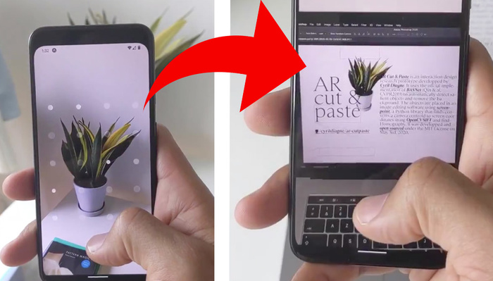 How to Copy and Paste Reality Straight Into Photoshop In Under Ten Seconds