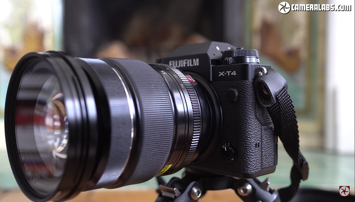 Portable Power: A Review of the Fuji X-T4