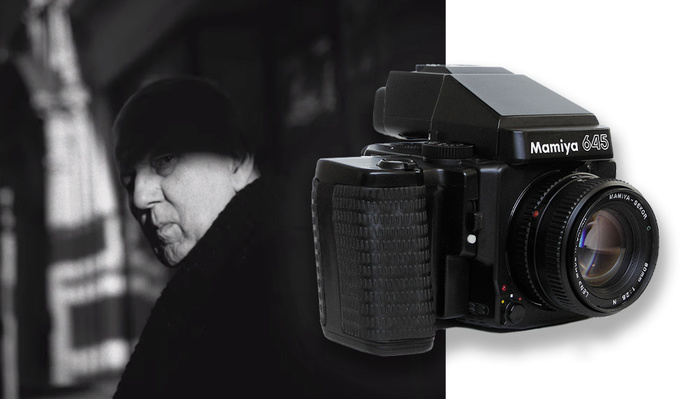 In Praise of the Mamiya 645, the Perfect Compact Medium Format SLR Camera