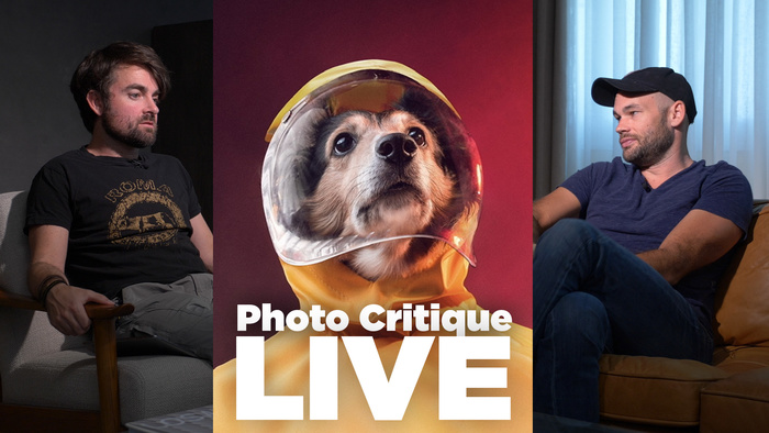 Watch Our First Ever Live Photo Critique Now