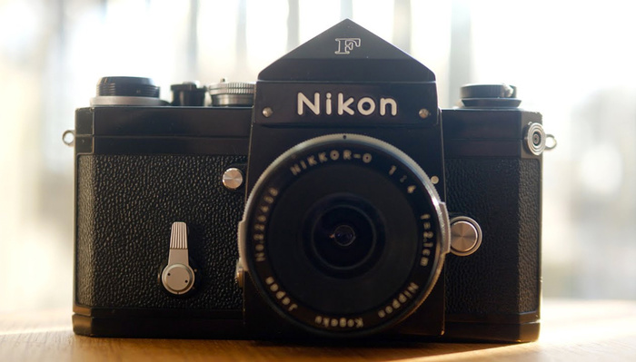 A Look at a Photography Legend: The Nikon F