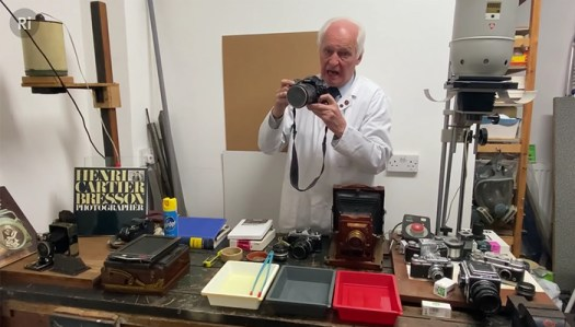 From Pinholes to Digital: A Look at the History of Photography