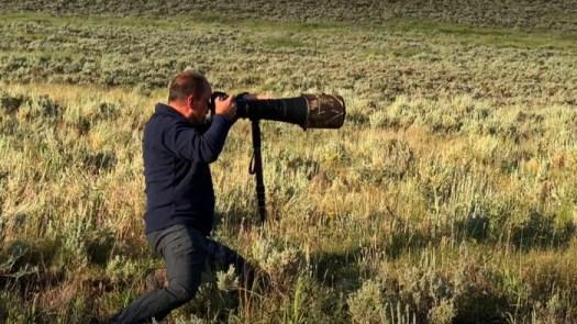 Wildlife Photographer Reviews the Nikon D6