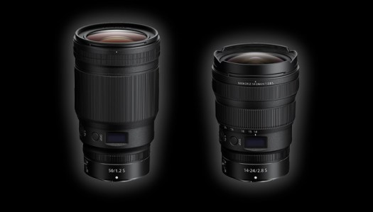 Nikon Announces Two Fast New Lenses for Z-Mount: 50mm f/1.2 and 14-24mm f/2.8