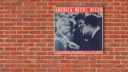 How Richard Nixon Manipulated the Context of a Photograph for His Campaign