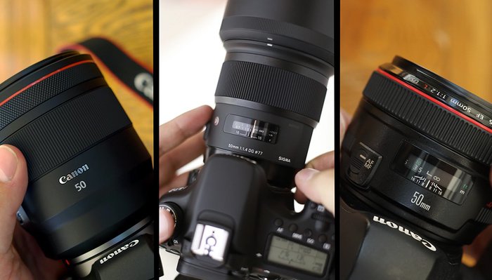 What Is the Best 50mm Lens for Canon Shooters?