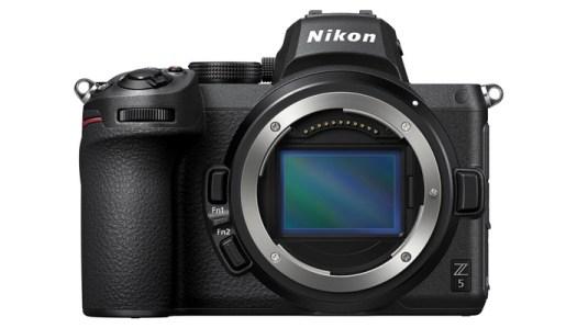 The Nikon Z 5: How Good Is Nikon's Entry Full Frame Mirrorless Model?