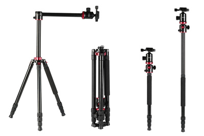 Use A Monopod To Film Super Smooth Video On Your HDSLR