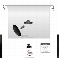Studio Lighting Diagram Citroen Berlingo Van Radio Wiring Like Leibovitz The One Light Challenge Fstoppers Is All You Need