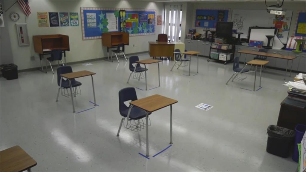 紐約9處疫情熱點區學校停課 全美確診逾750萬、死亡破21萬人