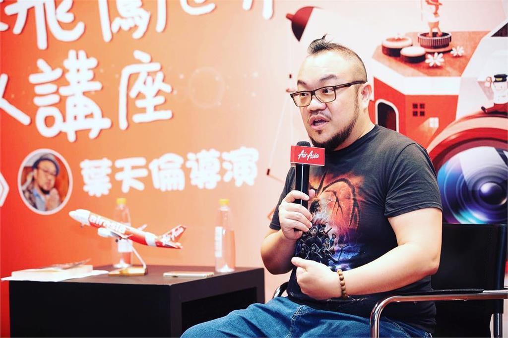 政治立場不同遭恐嚇「你怎麼還沒死?」導演葉天倫報警備案-民視新聞網