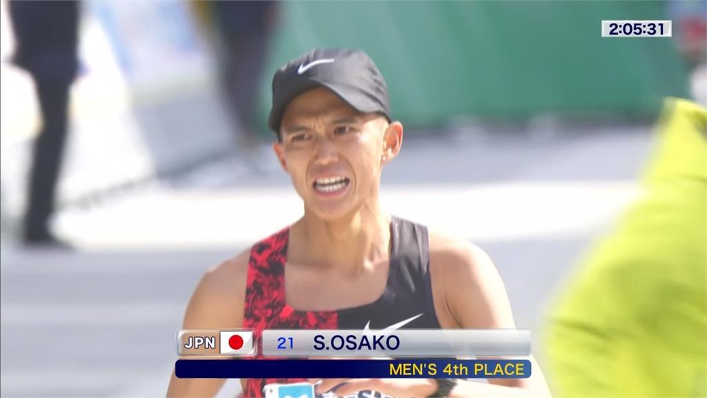 勇破日本馬拉松紀錄!大迫傑取得東奧門票-民視新聞網