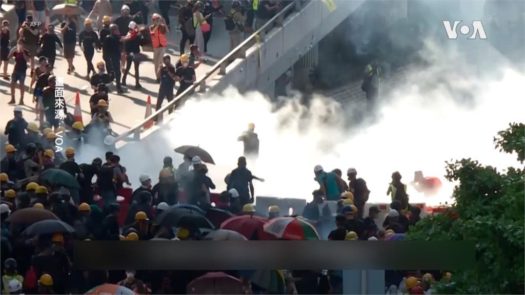 「上層指示扭曲報導」...香港反送中周年 中國官媒記者吐心聲-民視新聞網