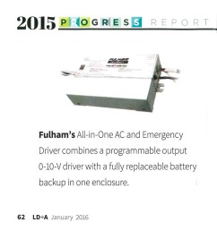 jan 2016 ld a magazine 2015 ies progress report fulham all in one led driver emergency system [ 1500 x 1597 Pixel ]