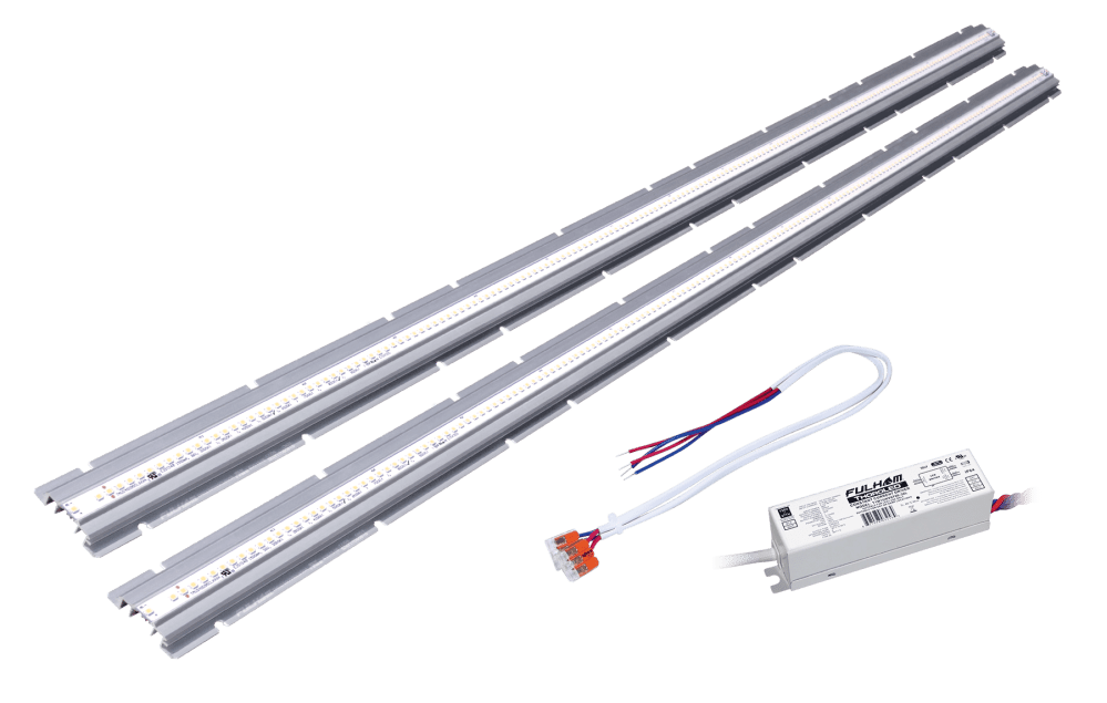 medium resolution of clever sustainable led linear high output retrofit kits