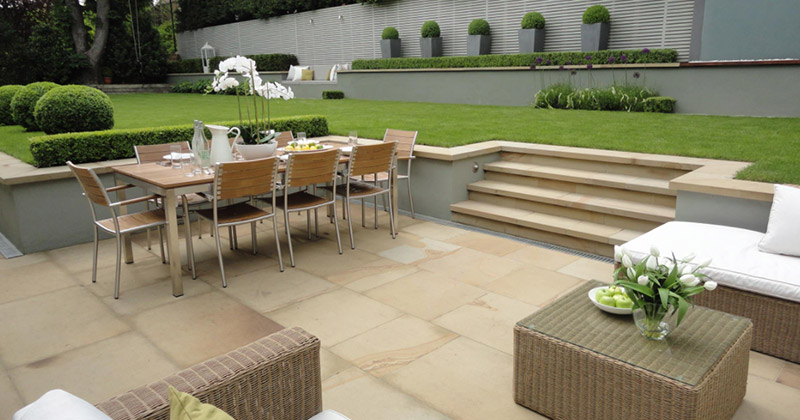 Design Your Own Garden Patio