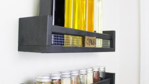 11 DIY Spice Rack Ideas For A Whimiscal Kitchen Full