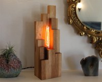 Funky Handmade Table Lamps For Your Home