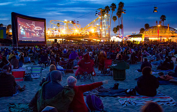 Free Movies on the Beach Raiders of the Lost Ark
