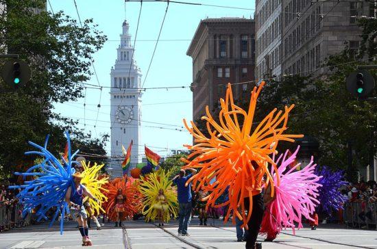 2017 San Francisco Pride Parade Funcheap