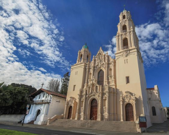 California Mission De Asis