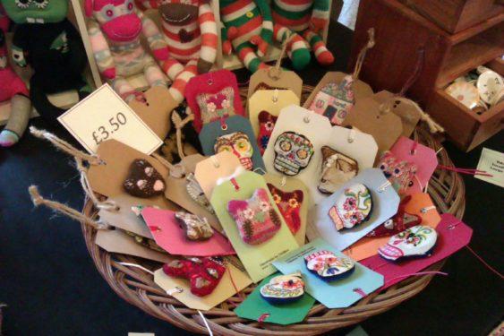Harvey Milk Holiday Craft Fair Unique Handmade Gifts SF