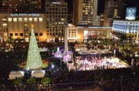 2018 Macy's Great Tree Lighting | Union Square