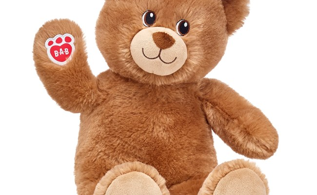 Build A Bear Workshop Furry Friend Giveaway Pier 39