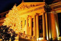 2018 Ritz Carlton Tree Lighting Ceremony Sf